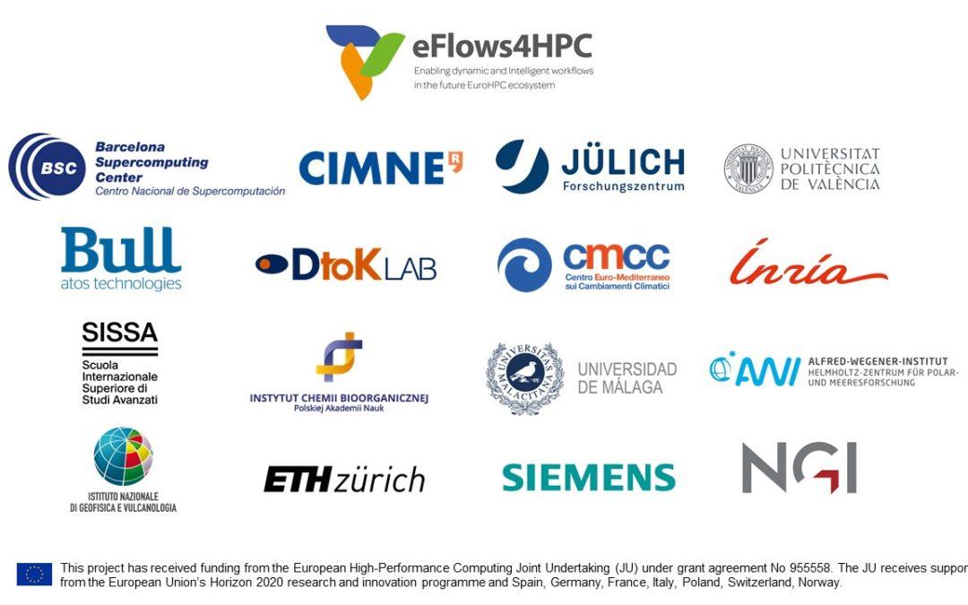 eFlows4HPC is kicking off!