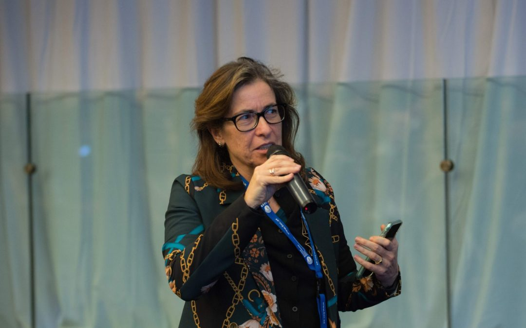 BSC researcher and eFlows4HPC coordinator Rosa M. Badia receives the HPDC Achievement Award 2021